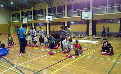 サーキット運動教室