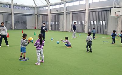 キッズスポーツ教室